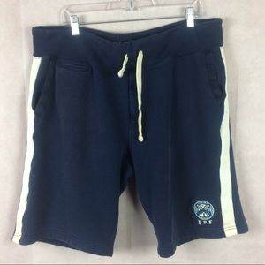 Ralph Lauren Polo Shorts Tennis Navy Size Large